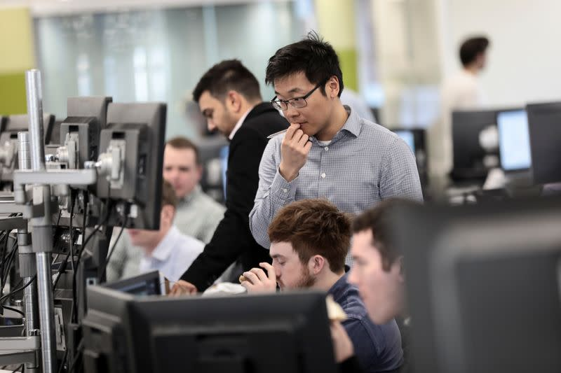 London stocks hammered as pandemic fears grow
