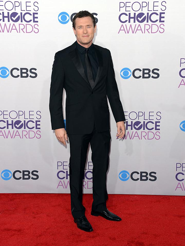 Jason O'Mara attends the 39th Annual People's Choice Awards at Nokia Theatre L.A. Live on January 9, 2013 in Los Angeles, California.
