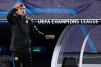 Antonio Conte's Inter head to Atalanta off the back of a Champions League defeat away to Real Madrid