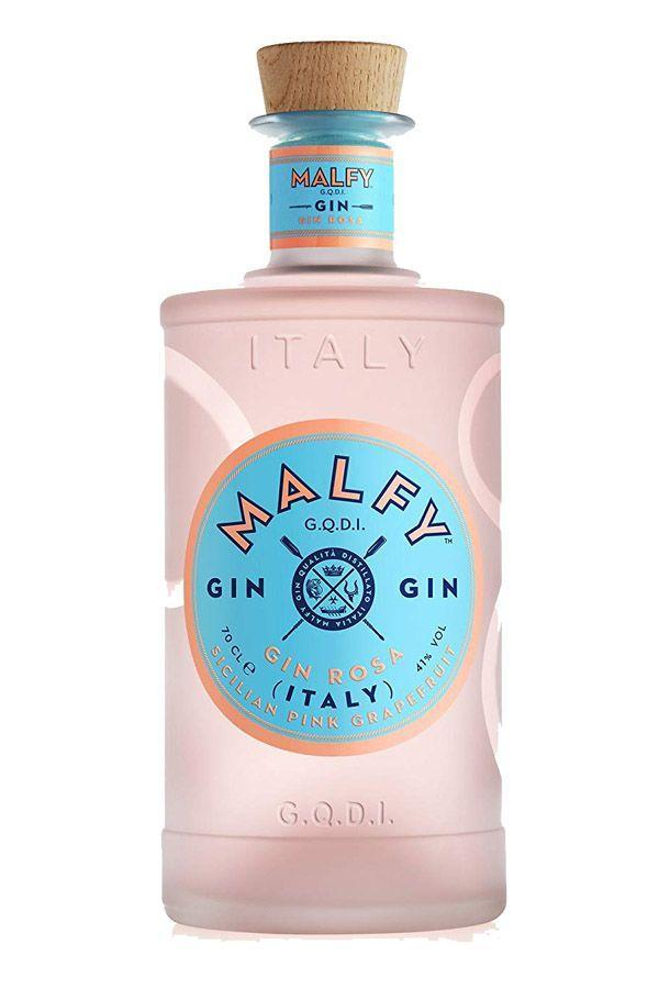 """<p>Love the colour of this tipple?</p><p>Well, it might have something to do with the fact the juniper, grapefruit skins and rhubarb are infused in Italian grain spirit for 36 hours. </p><p>Say it with me - deeeelicious!</p><p>Malfy - £26.49 (70cl) </p><p><a class=""""link rapid-noclick-resp"""" href=""""https://www.amazon.co.uk/Malfy-Rosa-Pink-Grapefruit-Italian/dp/B07DGHQPZ8/ref=sr_1_5_a_it?ie=UTF8&qid=1530714735&sr=8-5&keywords=malfy+gin&tag=hearstuk-yahoo-21&ascsubtag=%5Bartid%7C1921.g.31768%5Bsrc%7Cyahoo-uk"""" rel=""""nofollow noopener"""" target=""""_blank"""" data-ylk=""""slk:SHOP NOW"""">SHOP NOW</a> </p>"""