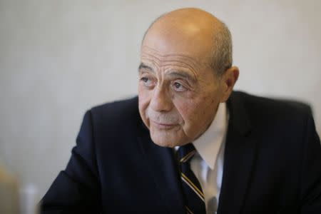 "Vincent ""Buddy"" Cianci, former mayor and current mayoral candidate of Providence, answers a question during an interview with Reuters in his campaign headquarters in Providence, Rhode Island August 12, 2014. REUTERS/Brian Snyder"