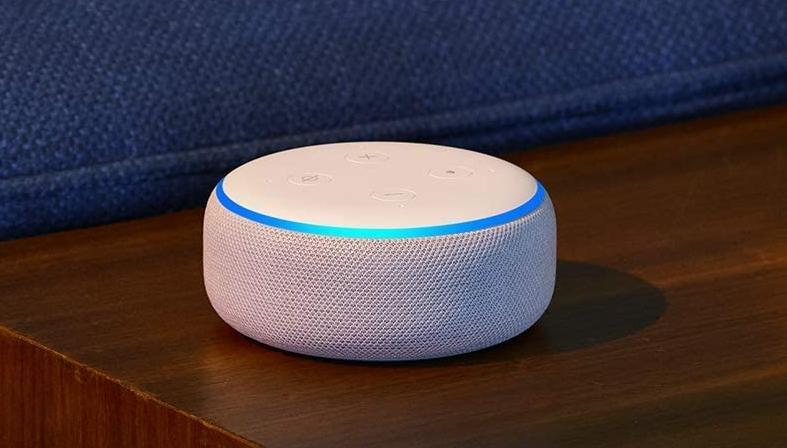 Get one month of Amazon Music Unlimited and get an Echo Dot for just $1. (Photo: Amazon)