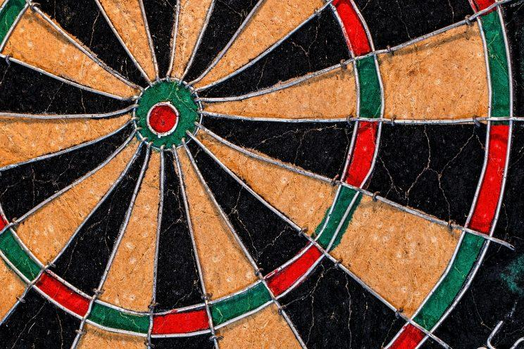 Will Wall Street hit the bullseye?