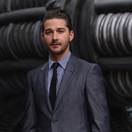 Shia LaBeouf's relationship 'on the rocks'