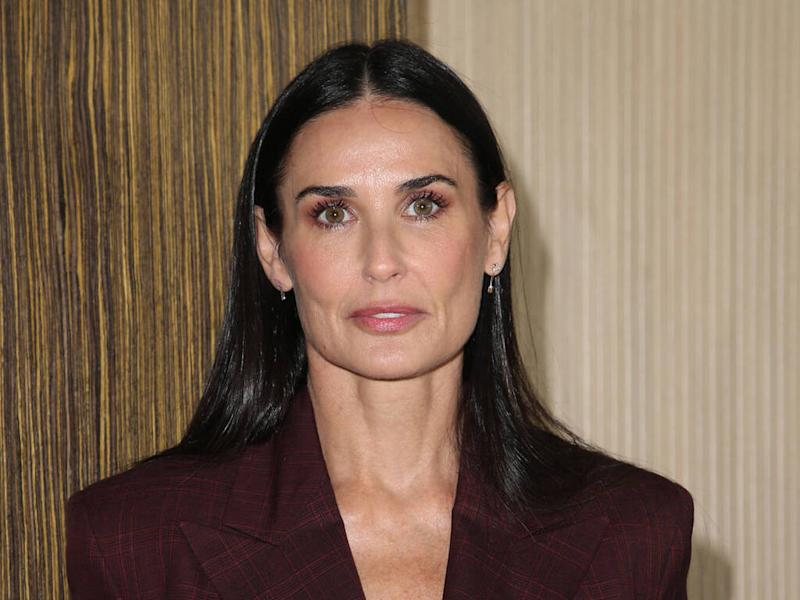 Demi Moore 'changed herself' for each of her three marriages