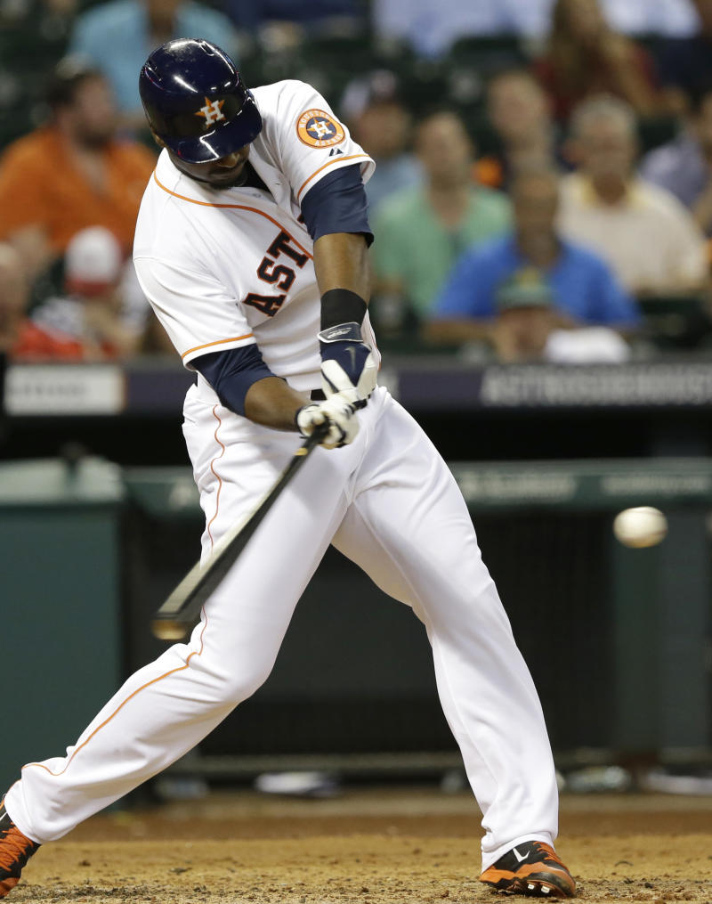 Carter's 2 HRs, 5 RBIs lead Astros over Twins 10-4