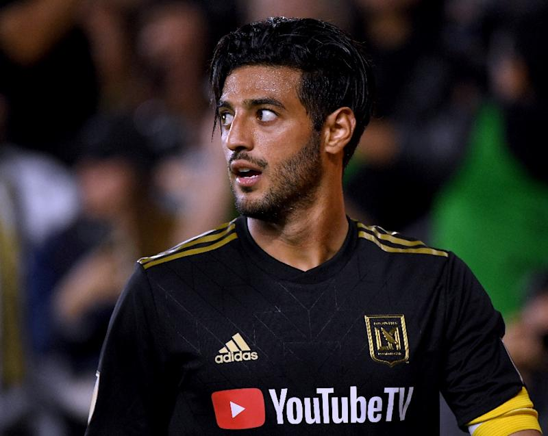 8349d011bb9 LAFC cruise past Crew as Galaxy drop third straight