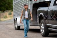 <p>Teeter is a hard-working cowgirl who was hired on Dutton Ranch during season 3. She's a bit reckless and has a very well known crush on Colby. You might need to turn on the subtitles when Teeter is going on a rant in her Texan accent! </p><p>In real life, Jennifer is best known for her time on the soap opera, <em>As the World Turns.</em></p>