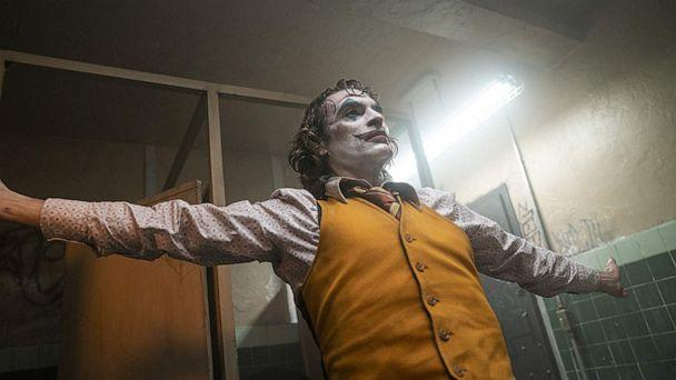 PHOTO: Joaquin Phoenix in a scene from 'Joker.' (Warner Bros.)