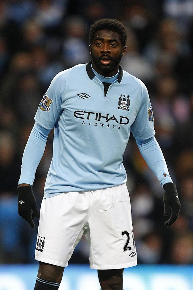 File photo dated 09/03/2013 of Manchester City's Kolo Toure.