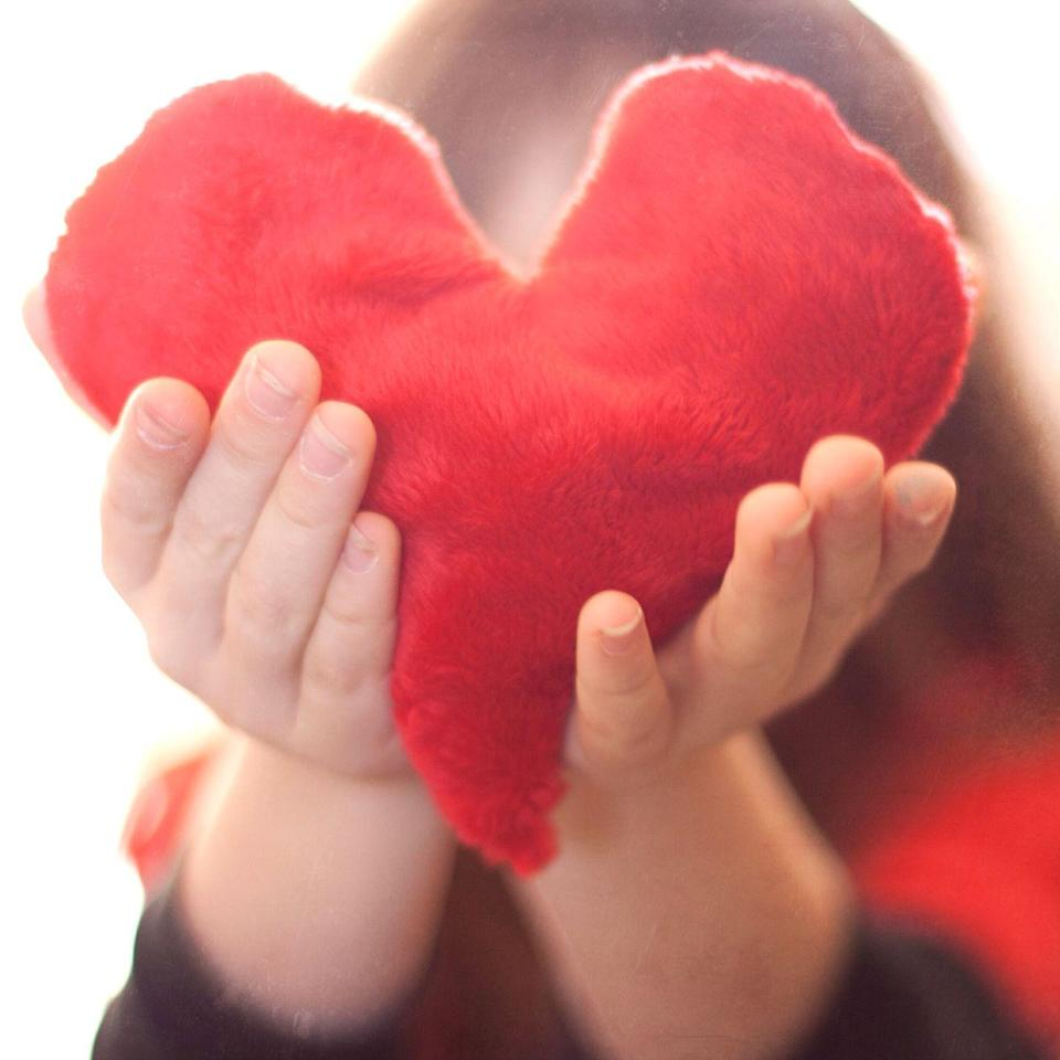 """<p> With heart-shaped bean bag toys, any number of favorite games can be Valentine's Day themed. An easy one would be """"heart potato,"""" a spin on the classic hot potato. </p><p><a href=""""https://go.redirectingat.com?id=74968X1596630&url=https%3A%2F%2Fwww.etsy.com%2Flisting%2F238212704%2Fcrimson-red-heart-shaped-bean-bags-toy&sref=https%3A%2F%2Fwww.goodhousekeeping.com%2Fholidays%2Fvalentines-day-ideas%2Fg25908821%2Fvalentines-day-games%2F"""" rel=""""nofollow noopener"""" target=""""_blank"""" data-ylk=""""slk:Buy heart-shaped bean bags »"""" class=""""link rapid-noclick-resp""""><em>Buy heart-shaped bean bags »</em></a></p>"""