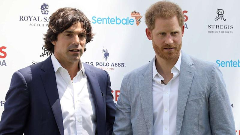 See the thoughtful post from Nacho Figueras, Harry's close friend.