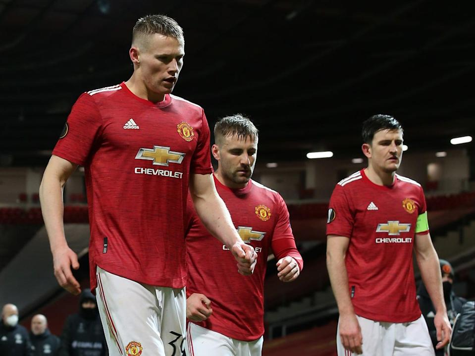 Manchester United via Getty Images