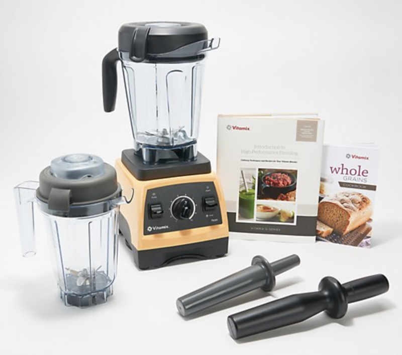 Snag $269 off the Vitamix — but you have to act fast. (Photo: QVC)
