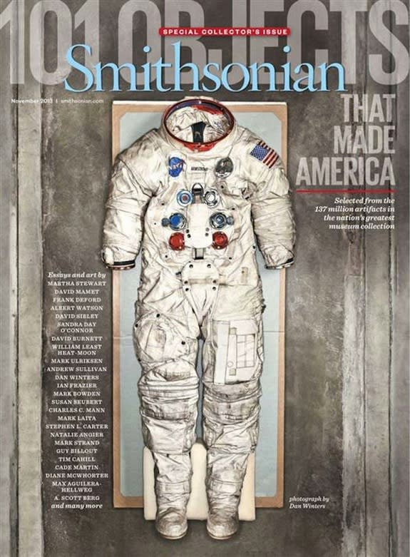 Neil Armstrong's Spacesuit Lands on List of '101 Objects that Made America'
