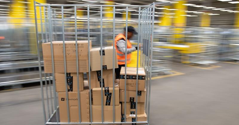 Workers In 14 Amazon Warehouses Test Positive For Coronavirus