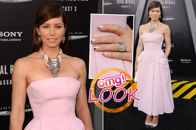 "Jessica Biel: Total-Ausfall bei ""Total Recall""-Premiere (Bilder: Getty Images)"