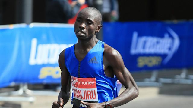 There was a Kenyan double at the London Marathon, with Daniel Wanjiru and Mary Keitany triumphing.