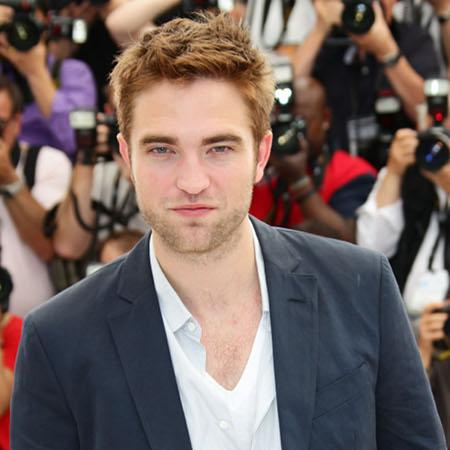 Robert Pattinson 'changes number'