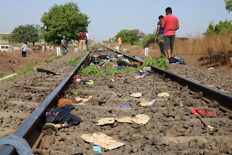 PM Approves Rs 2 Lakh for Kin of Migrants Run Over by Goods Train in Aurangabad, Rs 50K for Injured