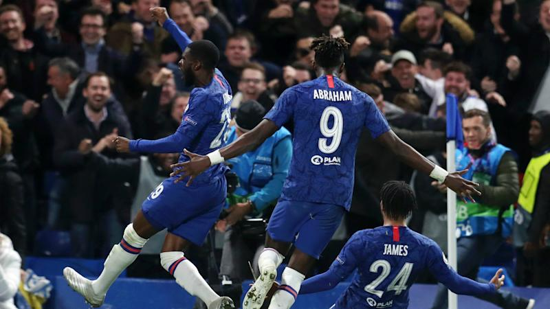 Chelsea boss Lampard 'cannot explain' Ajax thriller