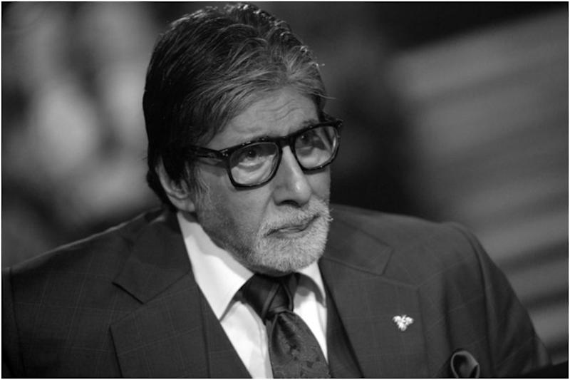 Amitabh Bachchan Pens Foreword for Roopkumar Rathod's Photo Book