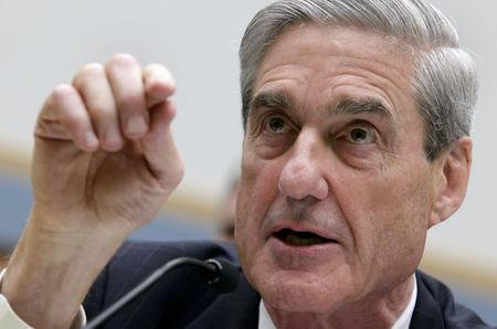 Leak of Mueller's Russian Federation  questions 'disgraceful'