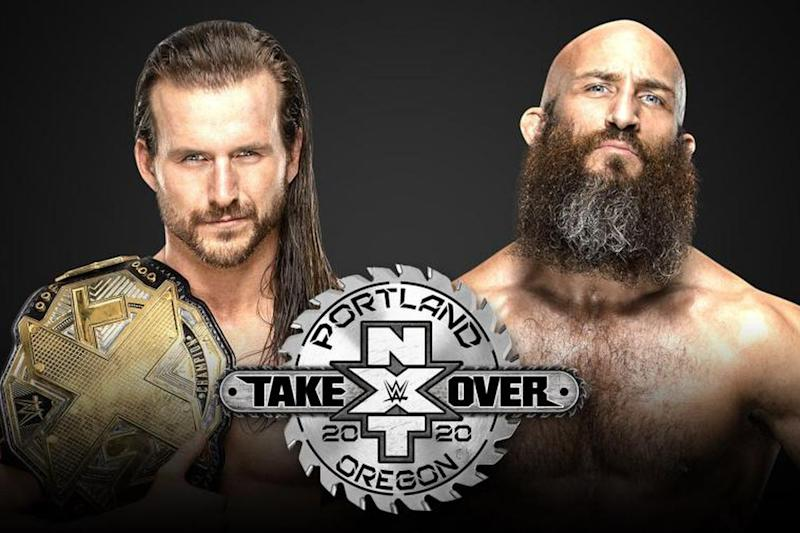 NXT TakeOver: Portland results: Johnny Gargano costs Tommaso Ciampa his dream win as Adam Cole retains NXT title