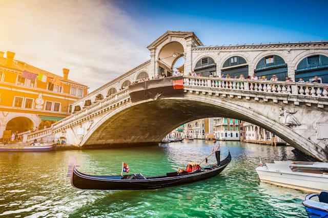 Venice asks tourists not to linger on bridges or swim in canals