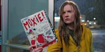 """<p>Amy Poehler stars in her second feature as a director (after the pleasantly goofy <em>Wine Country</em>) as the formerly punky mom of a teenager who is battling her own sexist high school bullies. Inspired by the underground riot <em>grrrls</em> of the past, our younger heroine starts an anonymous feminist zine to empower herself and her friends.</p> <p><a href=""""https://cna.st/affiliate-link/2Z6F81fjBAMUbaw55t2E8q41eU5eDQYHEH5vMP7s8X5gXGxyxd3zMWPNSLVfSbD6S5rxYoM8tGAYsiVuAMA5eBML2gyp?cid=603936a1267315061d3aadc4"""" rel=""""nofollow noopener"""" target=""""_blank"""" data-ylk=""""slk:Streaming now on Netflix"""" class=""""link rapid-noclick-resp""""><em>Streaming now on Netflix</em></a></p>"""