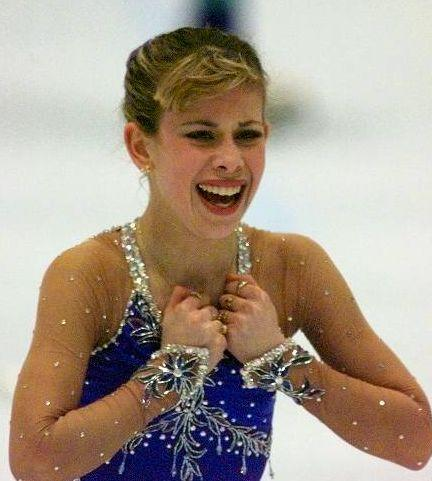 At just 15 years old (15, you guys!), Lipinski won the gold medal at the 1998 Olympics in Nagano, making her the youngest individual gold medalist in the winter games to date. (Lipinski was also the youngest National and World Champion, according to her website.)