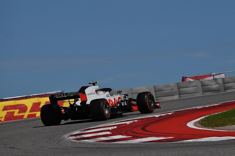 Magnussen excluded from Austin race