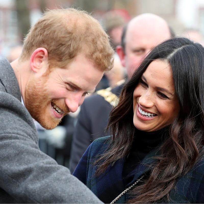 Prince Harry And Meghan, Duchess Of Sussex, Have Welcomed