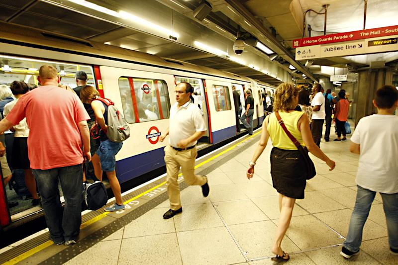 Tube chaos: Four major Underground lines have been hit by delays: PA