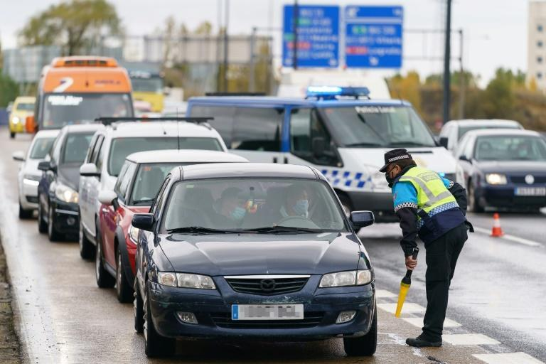The state of emergency had prevented non-essential travel between regions