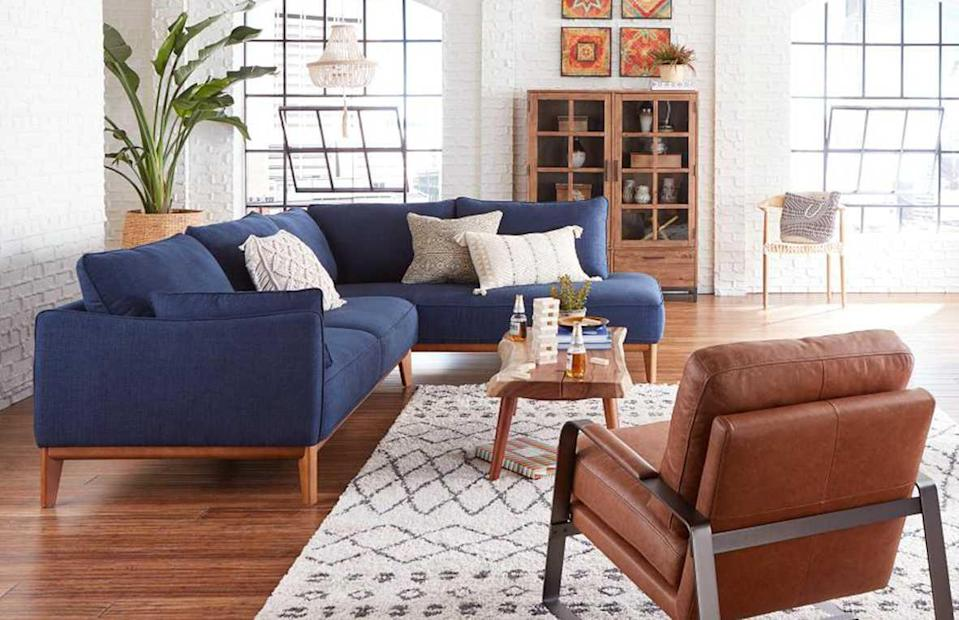 Macy's living room for 2021 home trends