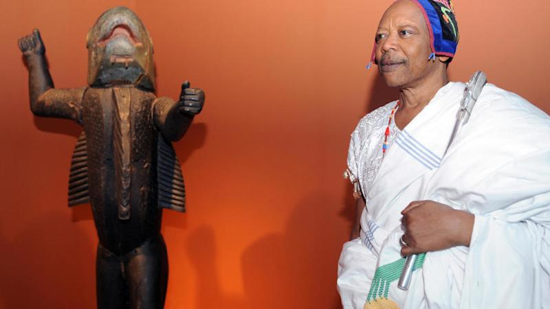 Benin scores 'big victory' as it awaits return of looted treasures from France