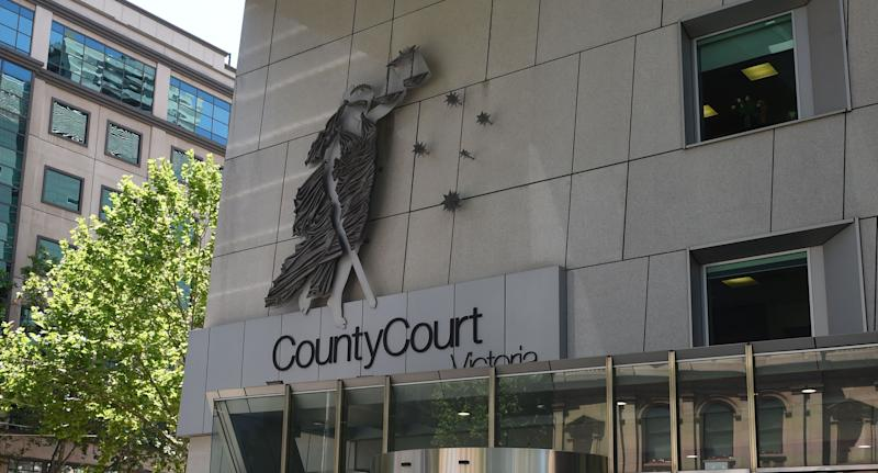 A disabled woman has avoided jail for holding two intellectually-impaired women captive and raping them. She appeared in Victoria's County Court. Source: AAP, file