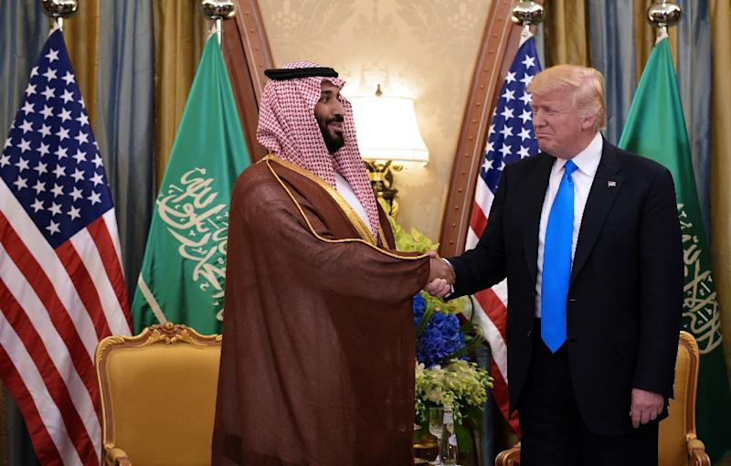 Trump stepped back from his stance that Saudi Arabia's latest explanation for the death of the journalist inside the Saudi consulate in Istanbul was credible, but said he remained confident in the leadership of Crown Prince Mohammed bin Salman