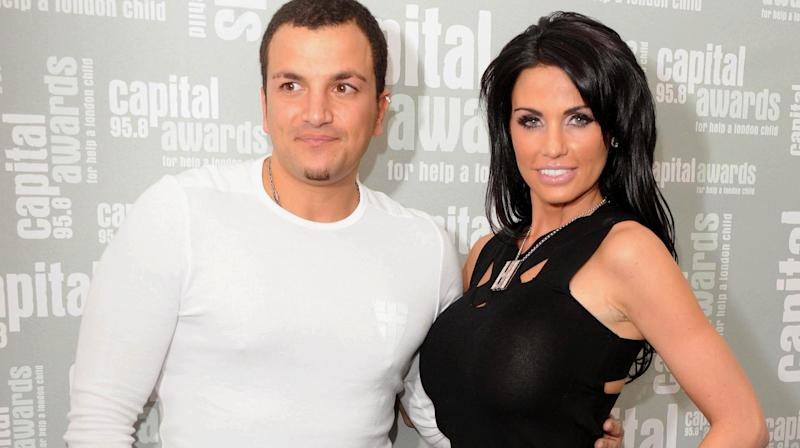 Katie Price describes Peter Andre 'the love of her life' (again!!)