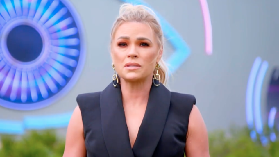 Sonia Kruger announces Big Brother COVID-19 contact scare in promo