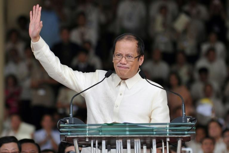 Aquino made fighting corruption his mantra, capitalising on his family's clean reputation