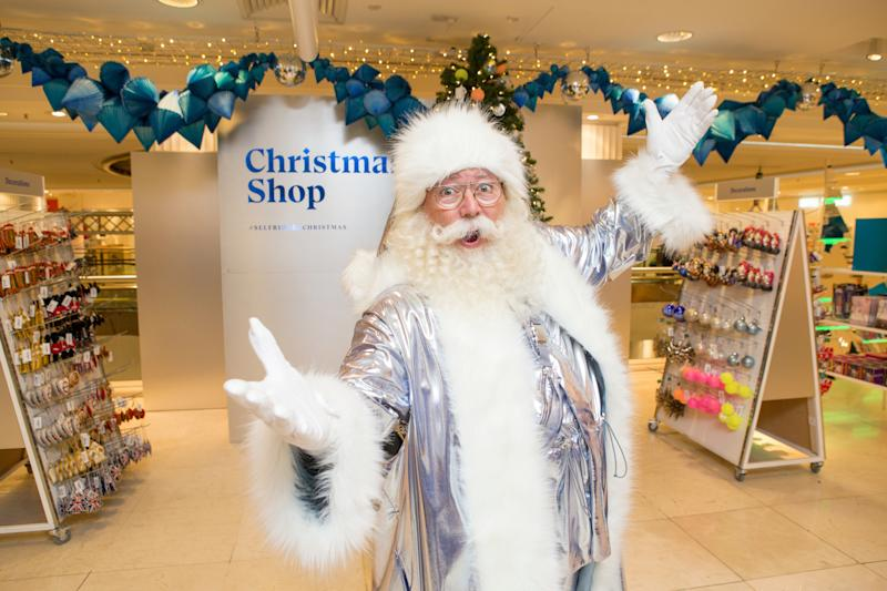 Selfridges has opened its Christmas Store a record 149 days ahead of the festive holiday [Photo: Selfridges]