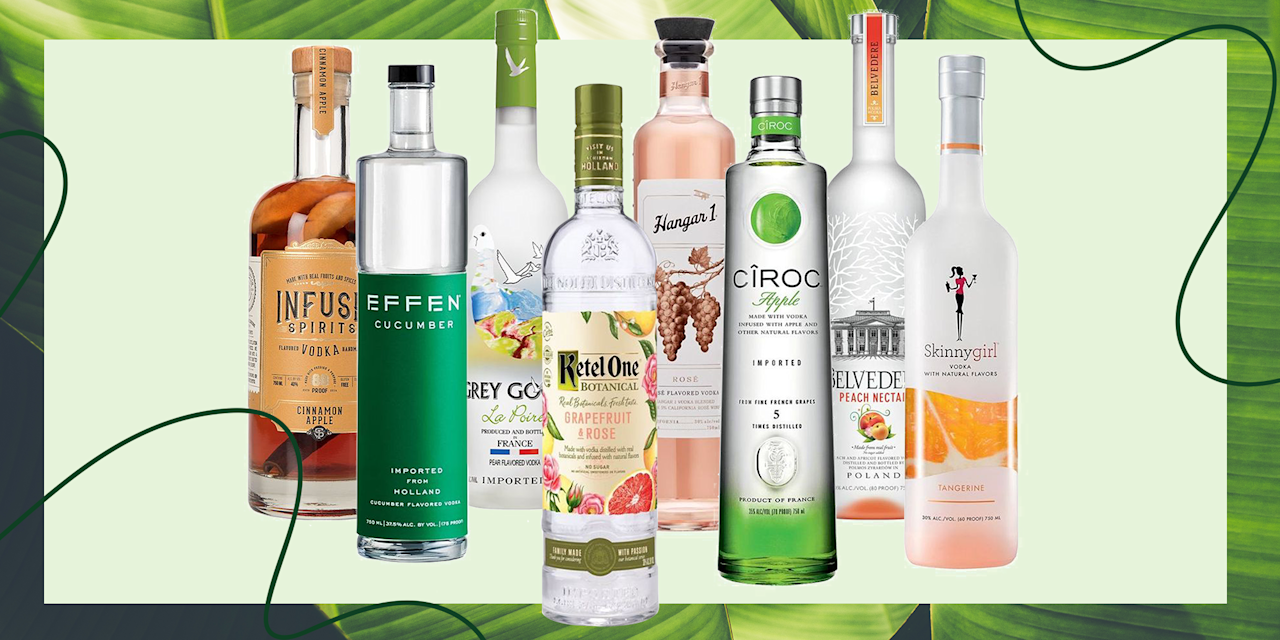 """<p>Flavored vodka tends to get a bad rap, but if you get the right one, there is nothing better than throwing it in a glass with a little soda water and calling it a day. Luckily, we're setting you up for success here with a list of some of our favorite flavored vodkas. </p><p>There will likely be a few you recognize (<a href=""""https://www.reservebar.com/products/ciroc-apple"""" target=""""_blank"""">Ciroc Apple</a>, hi!), but maybe others you've never heard of, like <a href=""""https://www.reservebar.com/products/ketel-one-botanical-grapefruit-and-rose"""" target=""""_blank"""">Ketel One Botanicals</a>. We mixed up the different types of flavors too, so you'll find everything from cinnamon apple to tangerine on here. </p><p>Without further ado, here are some of the best flavored vodkas you can buy. </p>"""