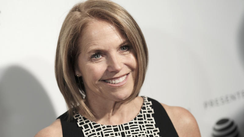 Katie Couric Is Skating On Thin Ice With Dutch Olympics Fans