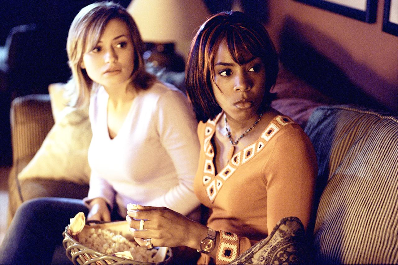 "Kelly Rowland in ""Freddy Vs. Jason""  ""I remember being on the set with Beyoncé on 'Austin Powers' and when she did 'Carmen,' "" Rowland told MTV in 2002. ""She was like, 'You go act. I know you can do it.'"" But Beyonce probably didn't tell her Destiny's Child cohort to go do it in a film that represented the bottoming out of two already bottom-feeding horror franchises. The suspense was unbearable: Would the Destiny's Child star, in her slumming acting debut, be offed by Freddy, or Jason? Spoilers ahead. ""How sweet. Dark meat!"" says Freddy as he seemingly goes in for the kill. But it's Jason, coming up from behind, who offs her with a machete to the chest."
