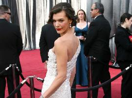 Oscars 2012: Mila Jovovich, Rooney Mara, Gwyneth Paltrow, Jennifer Lopez and Cameron Diaz are all white