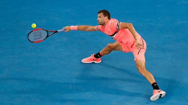 Two big names came close to suffering early exits from the Australian Open on Wednesday as Rafael Nadal made it through with ease.
