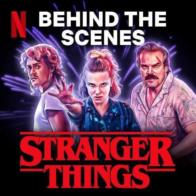 "<p>As the title would suggest, this podcast delves into all things <a href=""https://www.popsugar.com/Stranger-Things"" class=""ga-track"" data-ga-category=""Related"" data-ga-label=""https://www.popsugar.com/Stranger-Things"" data-ga-action=""In-Line Links""><strong>Stranger Things 3</strong></a>. Host Dan Taberski talks with the cast and crew about their experiences filming the show's third season.</p> <p>Listen to <a href=""https://podcasts.apple.com/us/podcast/behind-the-scenes-stranger-things-3/id1470336961"" target=""_blank"" class=""ga-track"" data-ga-category=""Related"" data-ga-label=""https://podcasts.apple.com/us/podcast/behind-the-scenes-stranger-things-3/id1470336961"" data-ga-action=""In-Line Links""><strong>Behind the Scenes: Stranger Things 3</strong></a> here.</p>"