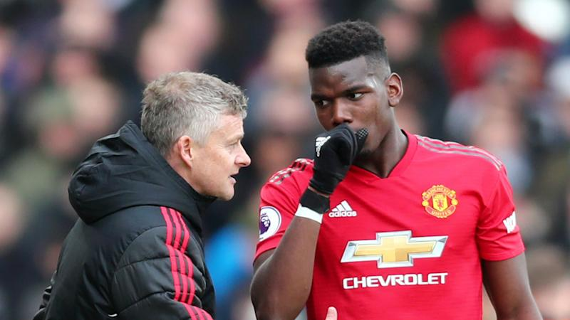 Solskjaer expects Pogba to be fit to face Arsenal